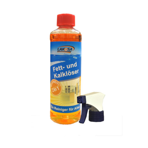 Lakosa Fett- und Kalkloeser 500ml