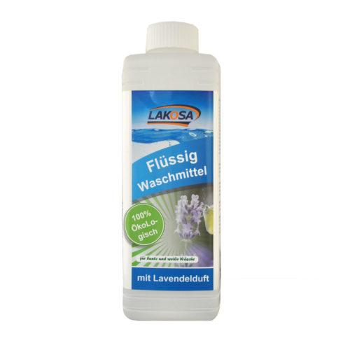 Flüssig Waschmittel Lavend 100% Ökologisch
